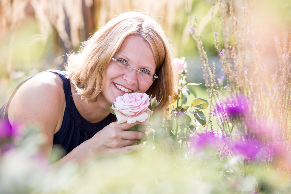Magical Flower Love Tanja Wehning _Businessportrait
