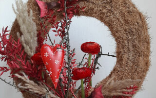 Am 14. Februar ist Valentinstag-Magical Flower Love